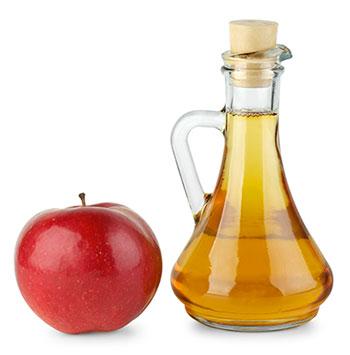 cabelos danificados vinagre de maçã