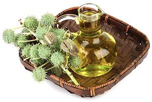 óleo de Rícino (mamona) para cabelos