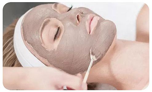 Como aplicar argila no rosto
