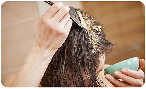 Como aplicar argila no cabelo