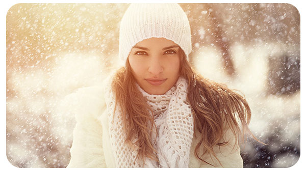 Como cuidar de cabelo no inverno