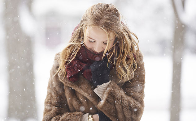 Como cuidar do cabelo no frio