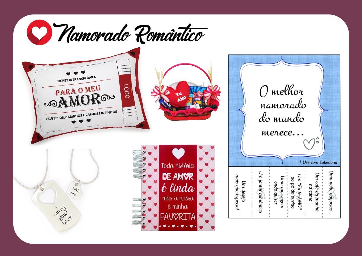 dicas de presentes para o dia dos namorados- namorado romantico