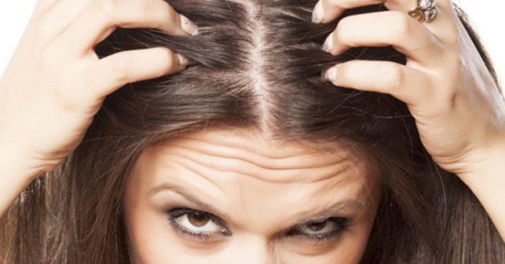 cuide do couro cabeludo